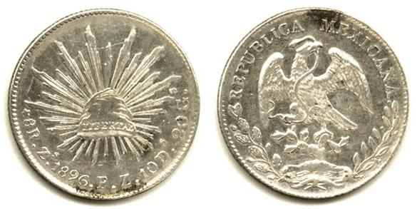 Mexican dollar